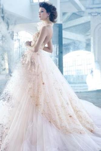 lazaro 3315 wedding dress for sale
