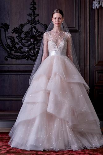 monique huillier aviva wedding dress