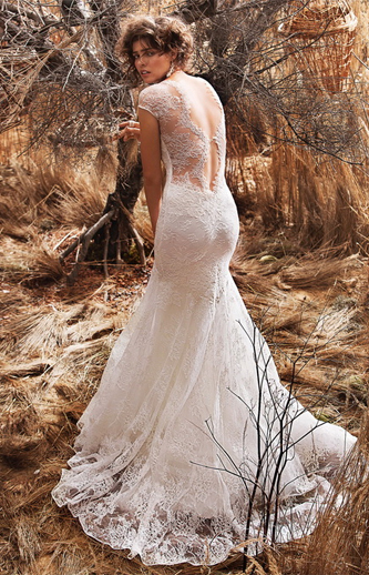 Olvi's wedding dress