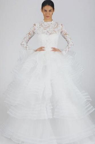 oscar de la renta 44e67 wedding dress