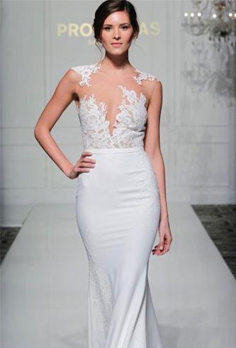 pronovias vincenta wedding dress