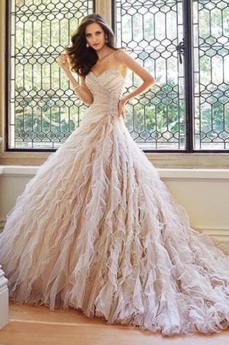sophia tolli marlene wedding dress