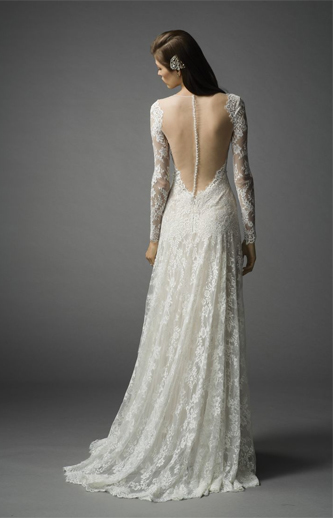 Watters arcelia wedding dress for sale