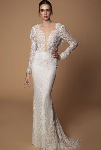 Yaki Ravid Yr1618 wedding dress