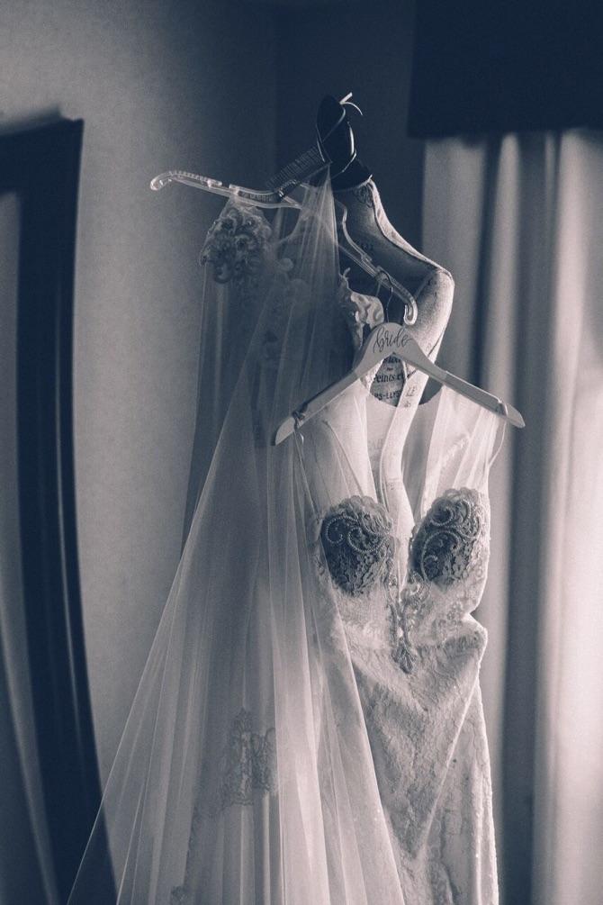 Berta Bridal Real Wedding From The Brooklyn Lab