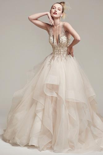 Sottero Midgley Amelie wedding dress for sale