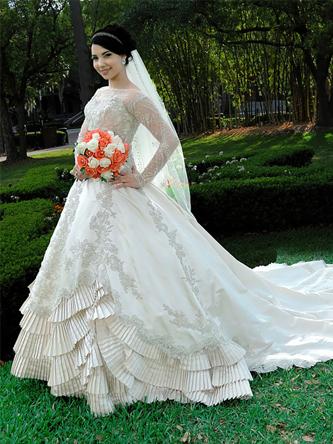 amalia carrara wedding dress for sale