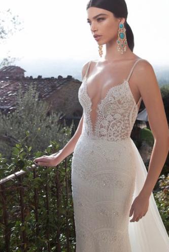 berta wedding dress for sale