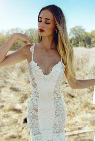lauren elaine ainslin wedding dress for sale