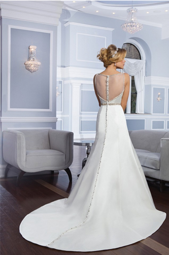 lillian west wedding dress for sale
