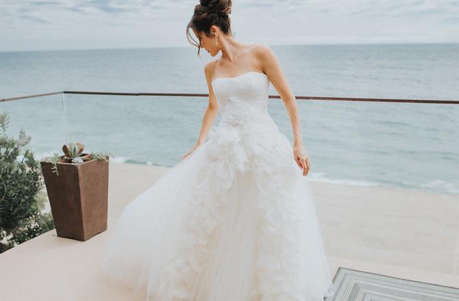 vera wang joelle wedding dress for sale