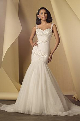 alfred angelo 2448 wedding dress for sale