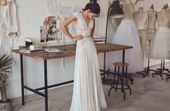 7 tips to help you find your wedding dress style