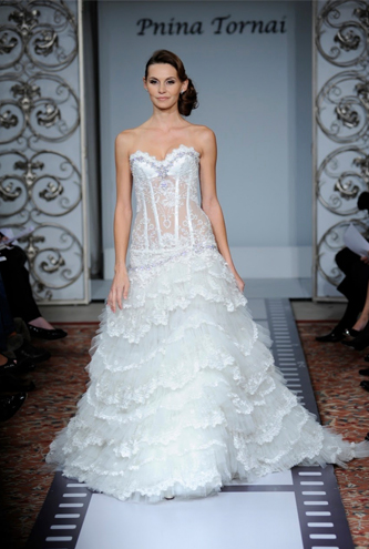 Pnina Tornai Wedding Dress For