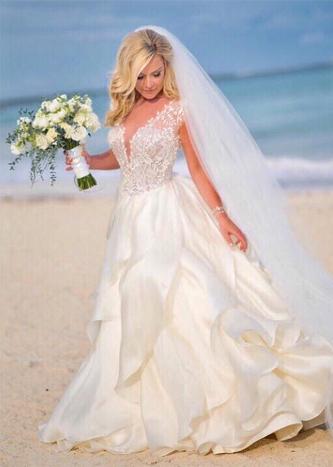 sareh nouri wedding dress for sale