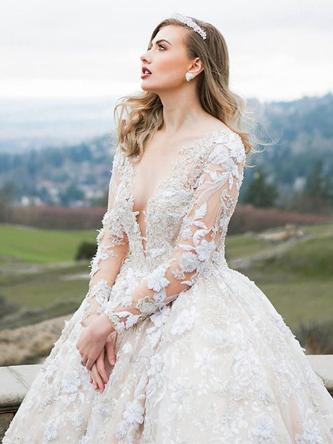 ysa makino 68964 wedding dress for sale