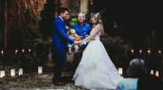 hayley paige real wedding