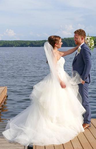 enzoani ibanda wedding dress