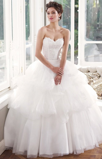 preowned mia solano wedding dress for sale