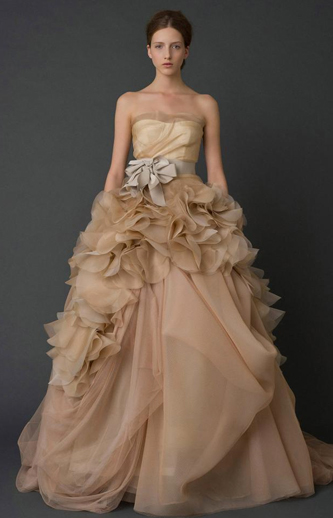used vera wang hayley wedding dress for sale
