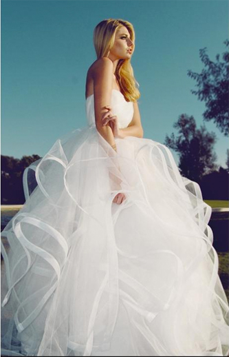 lauren elaine wedding dress for sale