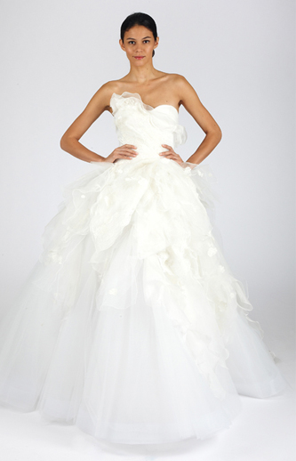 oscar de la renta 17903 wedding dress for sale