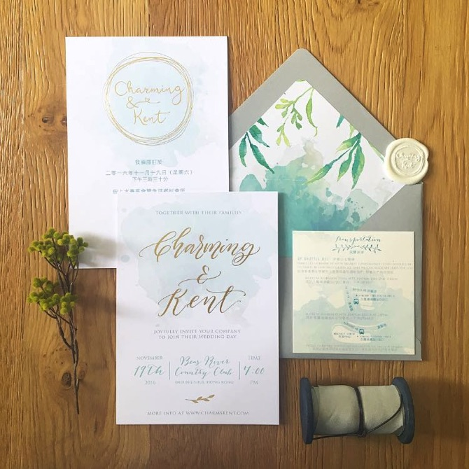 Oscar de la Renta Real Wedding From Mary Ann Art & Photography