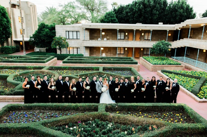 Anne Barge Real Wedding From Elyse Hall Photography