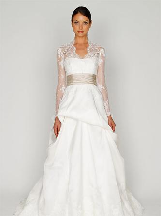 monique lhuillier wedding dress for sale