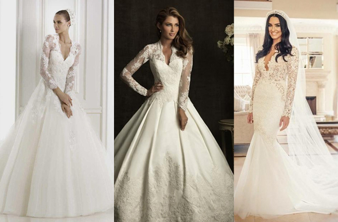 Princess Kate Inspired Wedding Dresses | PreOwned Wedding Dresses