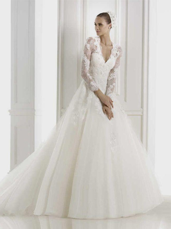 pronovias bestine wedding dress for sale
