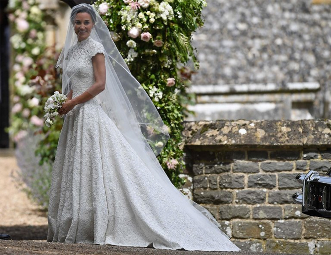pippa middelton giles deacon wedding dress