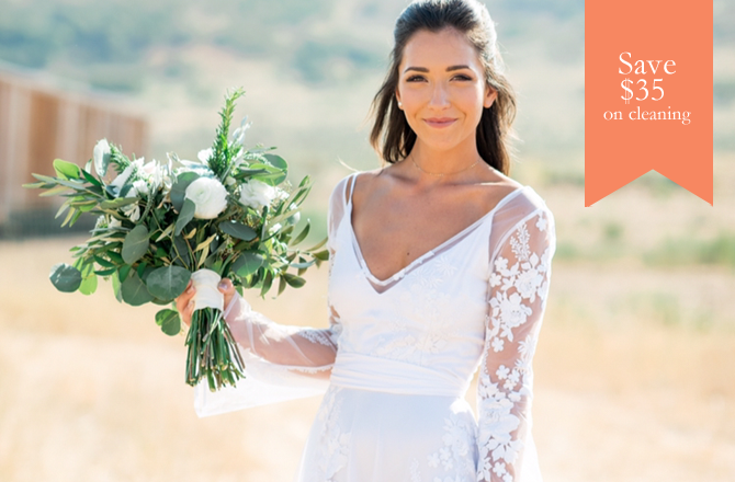 Should I Clean or Preserve My Wedding Dress?   PreOwned Wedding Dresses