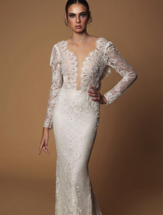yaki ravid wedding dress