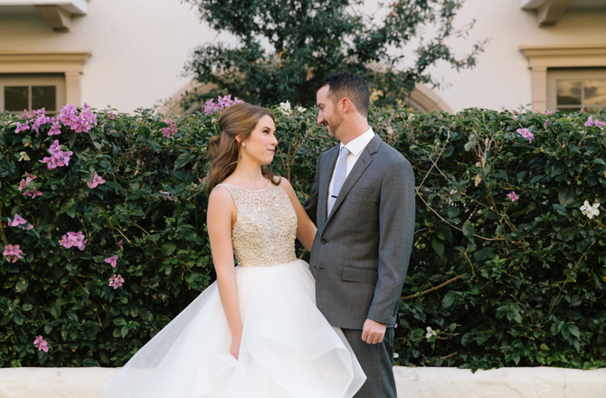We Love Kayla And Brian S Intimate Florida Wedding Flowers By The Bride Her Mother Photography Officiating A Friend Maid Of Honor Picking