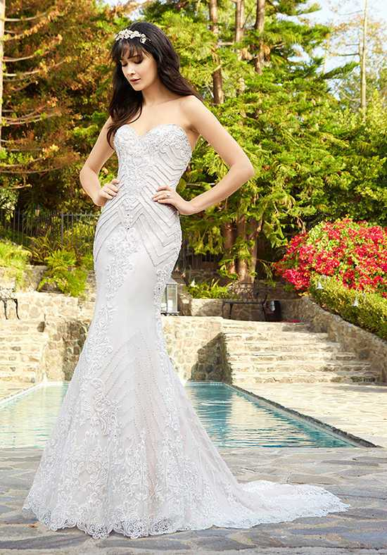 Lennox by Val Stefani Wedding Gown
