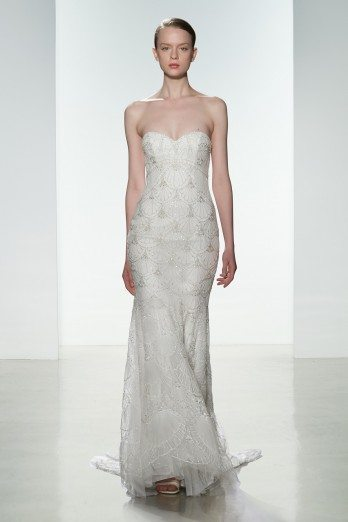 Maxine by Kenneth Pool Wedding Gown