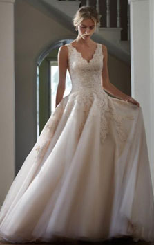 bhldn wedding dress for sale