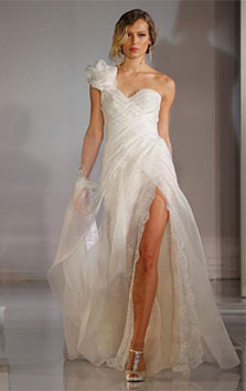 ines di santo wedding dress for sale