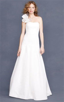 JCrew wedding dress for sale