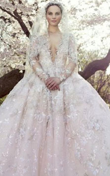 YSA Makino wedding dress for sale
