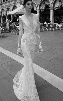inbal dror wedding dress for sale