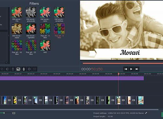 Movavi Video Editor review