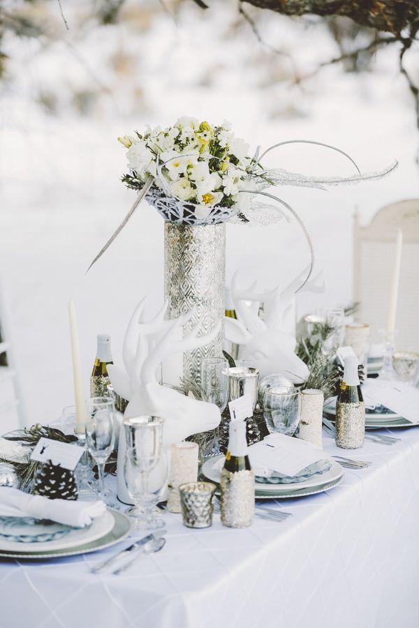 Contemporary Wedding Decor