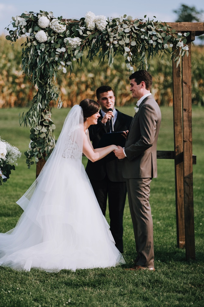 Hayley Paige Real Wedding From Studio.4 Photography | PreOwned ...