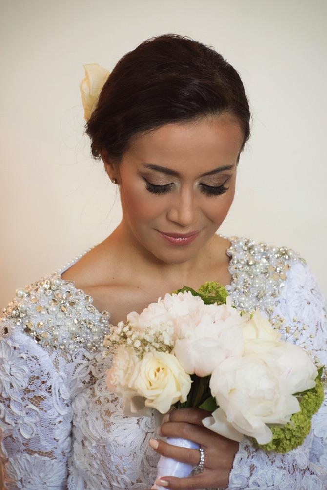 Berta Real Wedding From Valeria Santoni | PreOwnedWeddingDresses.com
