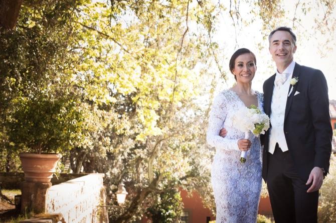Berta real wedding from valeria santoni preowned wedding for I need to sell my wedding dress