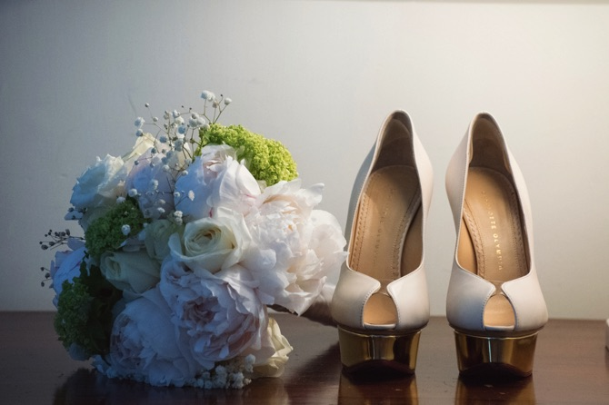 Berta Real Wedding From Valeria Santoni