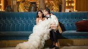 Pnina Tornai Real Wedding | PreOwnedWeddingDresses.com
