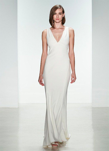Amsale Demi Wedding Dress